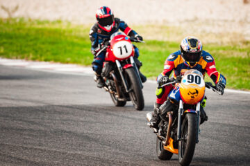 Il Moto Guzzi Fast Endurance diventa European Cup