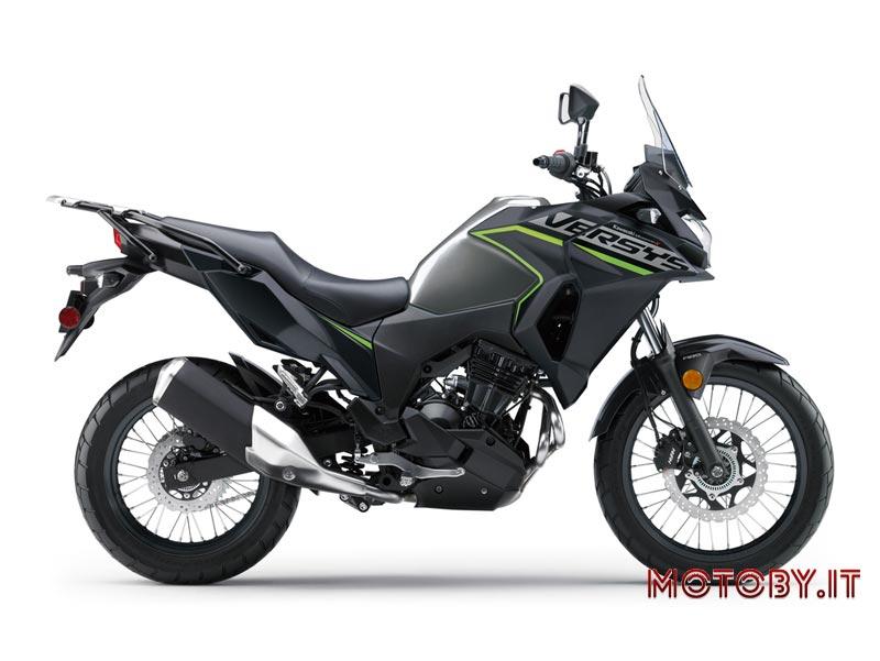 Maurizio Pistore Kawasaki Versys X-300 Adventure