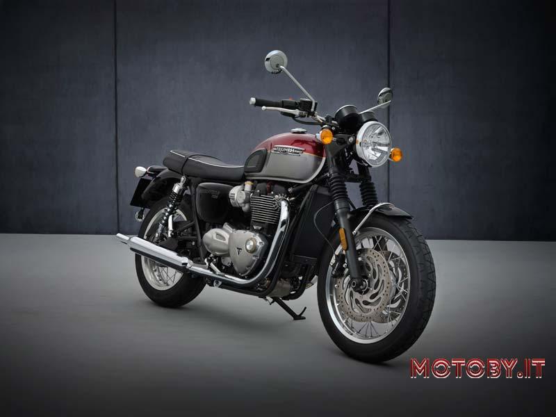 Triumph Bonneville 2021 T120