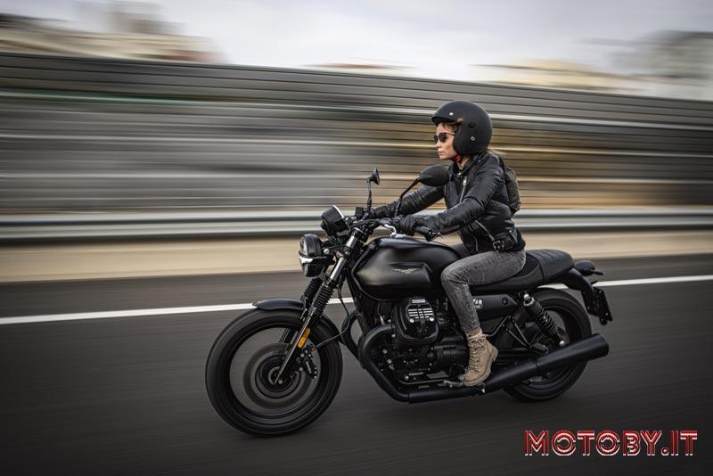 Moto Guzzi V7 Sone
