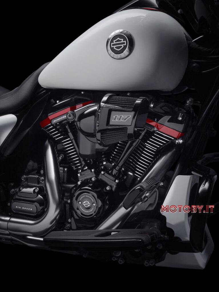 Harley-Davidson CVO Street Glide 117