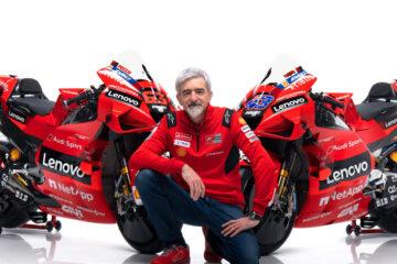 Presentato online il Ducati Lenovo Team MotoGP 2021