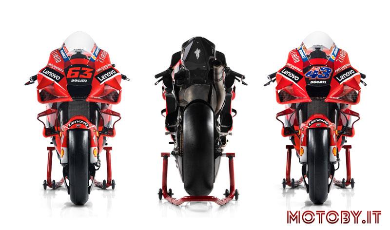 Ducati Lenovo Team MotoGP 2021