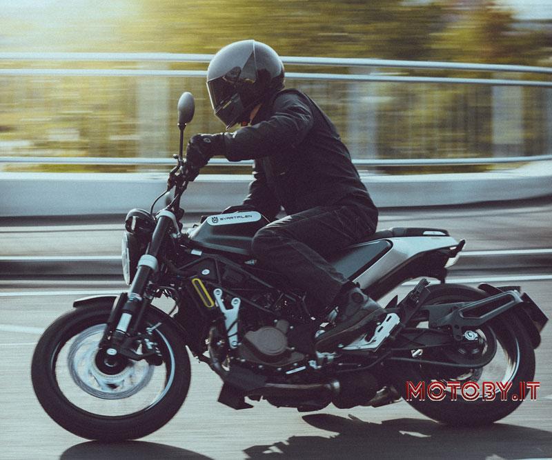 Husqvarna Motorcycles Svartpilen 125