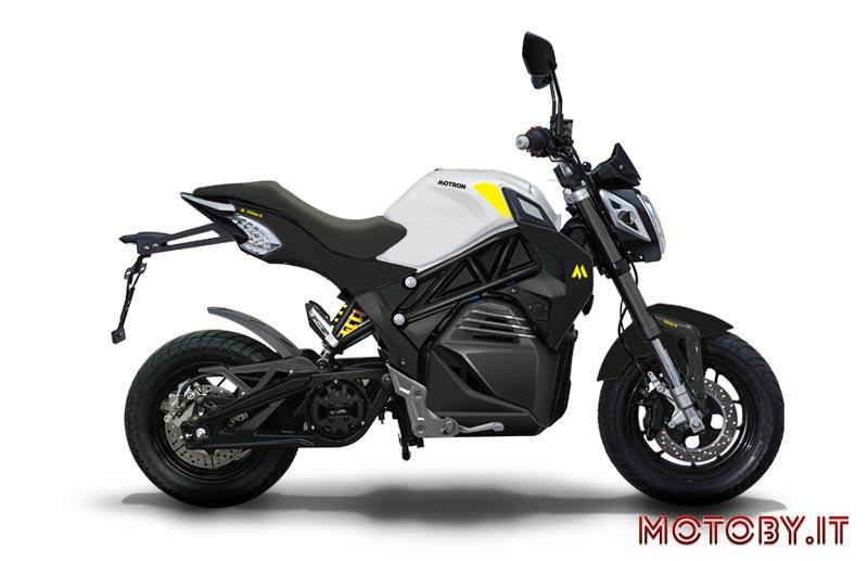 Motron Motorcycles Vizion