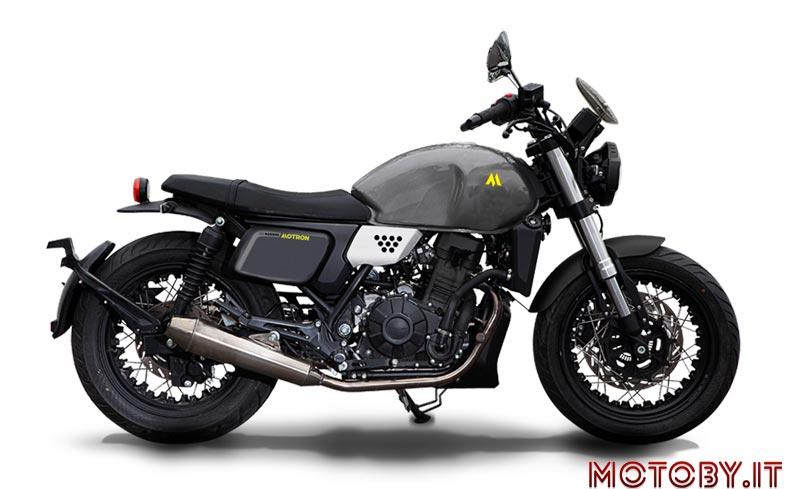 Motron Motorcycles Warrior