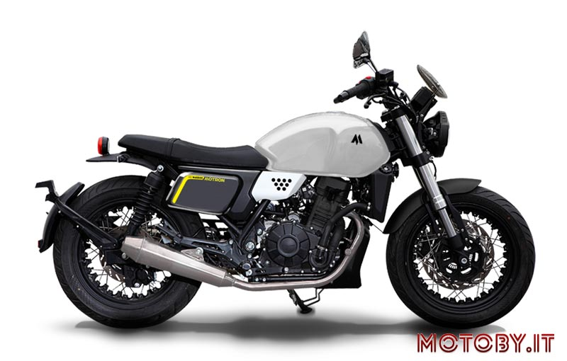 Motron Motorcycles Warrior