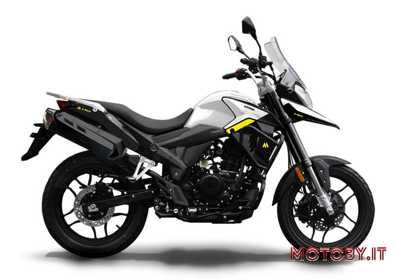 Motron Motorcycles X-Nord