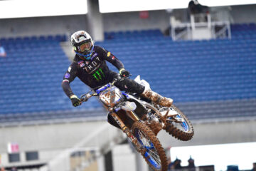 Aaron Plessinger Yamaha Racing