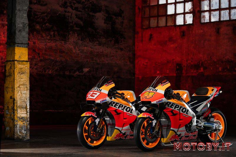 Repsol Honda Team Moto GP 2021