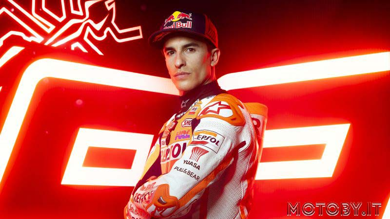 Repsol Honda Team Moto GP 2021 Marc Marquez