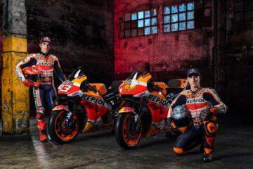 Sfida: Repsol Honda Team lancia la campagna 2021