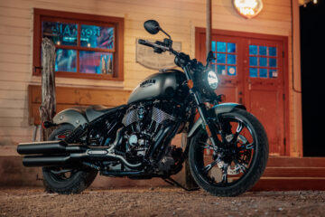 Indian Chief 100 anni