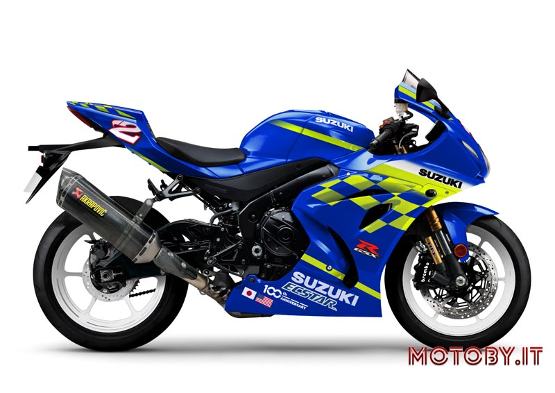 Suzuki GSX-R1000R Legend Edition Kenny Roberts Jr