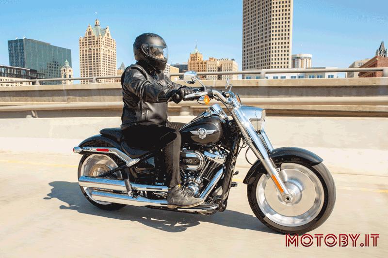 Harley-Davidson Fat Boy 114 Model