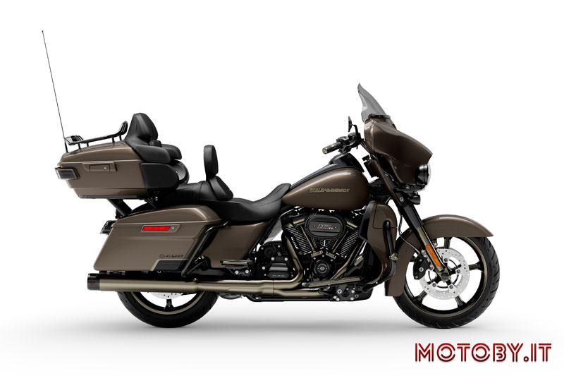 Harley-Davidson CVO Limited MY2021