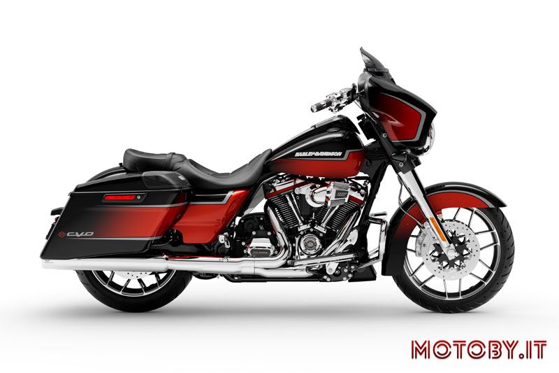 Harley-Davidson CVO Street Glide MY2021