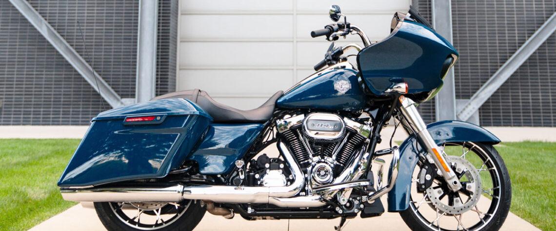 Harley-Davidson Street Glide Special.