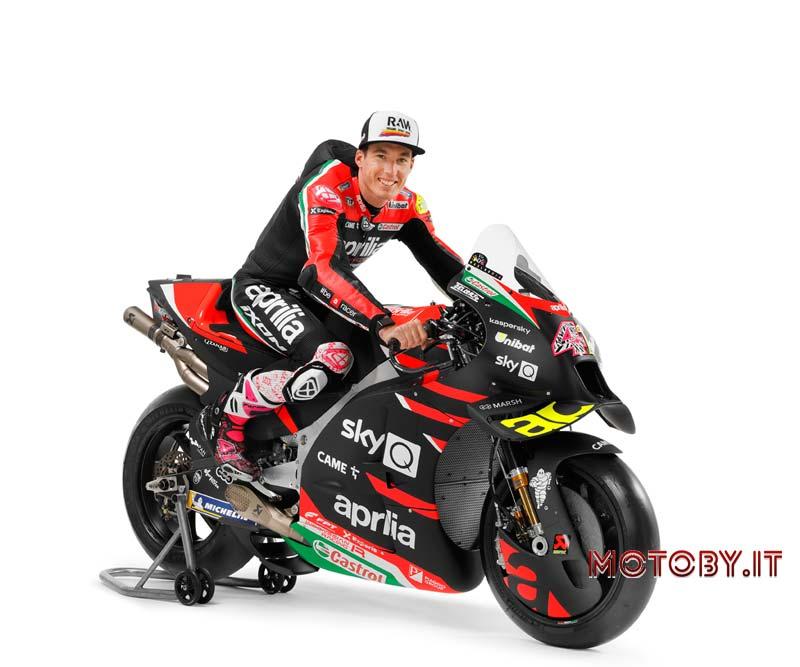 Aprilia RS-GP Aleix Espargarò