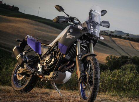 Yamaha Motor e Moto Raid Experience per l'Adventouring
