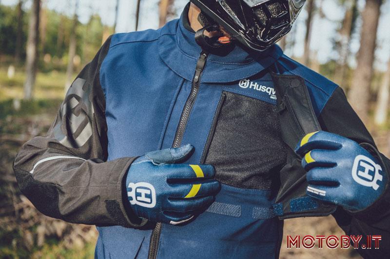 Husqvarna Motorcycles Abbigliamento Enduro Motocross