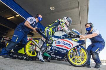 Husqvarna Motorcycles accende i motori per la Moto3