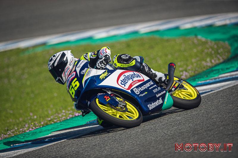 Husqvarna Moto3 2021