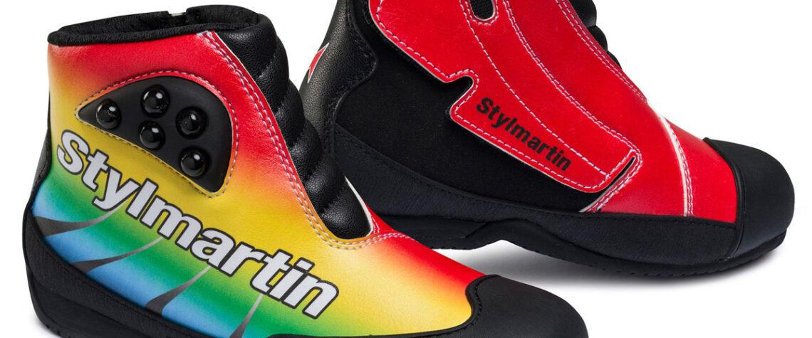 Stylmartin Speed Evo JR Multicolor