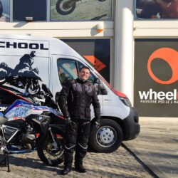 Wheelip e Adventure school Sacchini