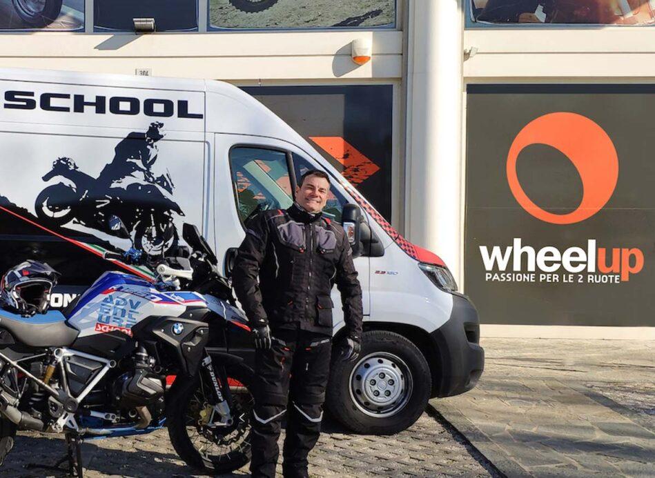 Wheelup e Adventureschool: collaborazione per il 2021