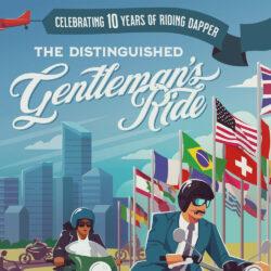 Distinguished Gentleman's Ride 2021