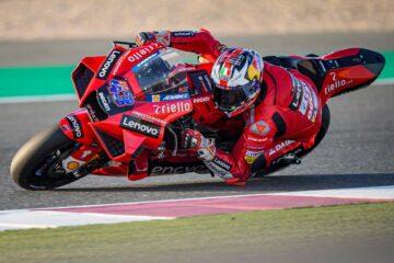 Jack Miller Ducati Lenovo Team