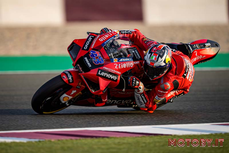 Jack Miller Ducati Qatar