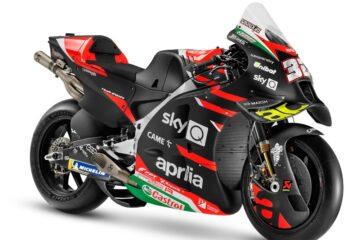 Aprilia Racing presenta il team e svela la RS-GP 2021