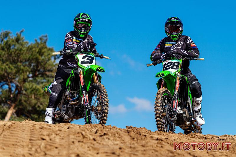 Kawasaki Racing Team MXGP 2021