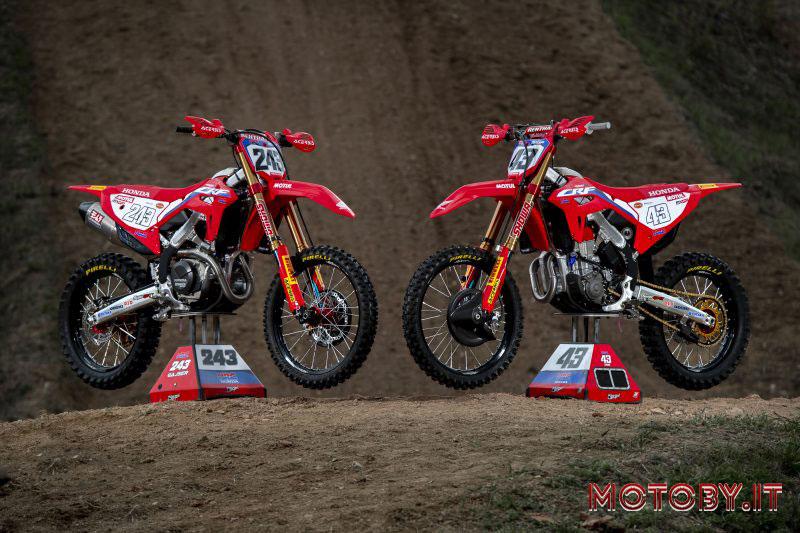 Team Honda HRC MXGP 2021