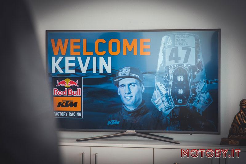 Kevin Benavides KTM