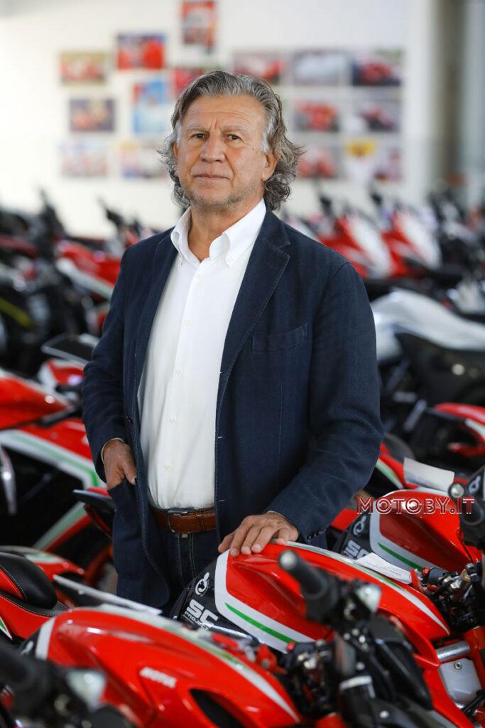 Massimo Bordi MV Agusta