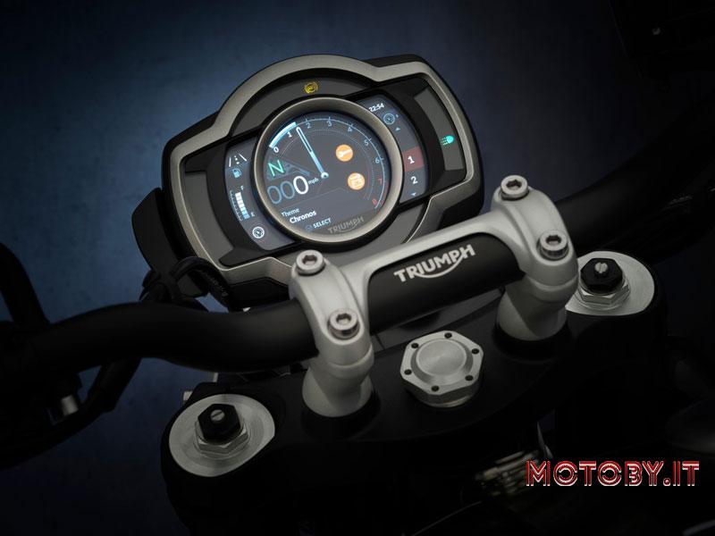 Triumph Scrambler XC 2021
