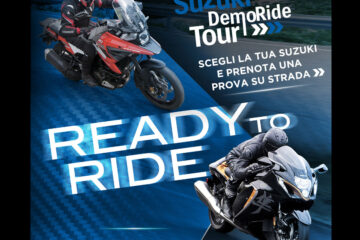 Suzuki Demo Ride Tour