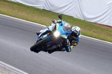 Via alle iscrizioni per guidare con GSX-R Racing Academy