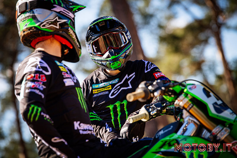 Kawasaki Racing Team MXGP 2021 Ivo Monticelli