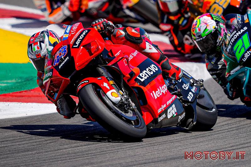 Jack Miller Ducati Portogallo Moto GP