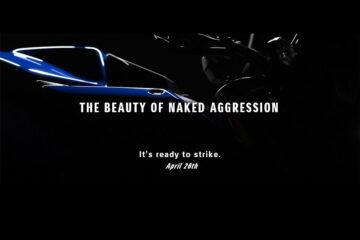 Nuova Suzuki GSX-S1000