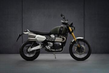 Triumph Scrambler XE 2021