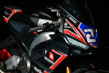Aprilia RS 660 al Campionato USA MotoAmerica