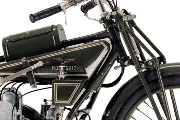 Moto Guzzi 100 anni ACI Storico