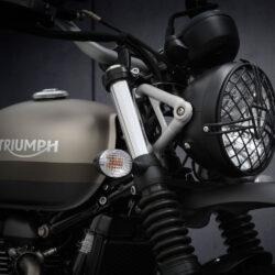 Triumph Scrambler Sandstorm Limited Edition