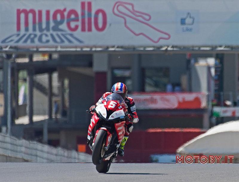 Alessio Velini Pirelli Cup