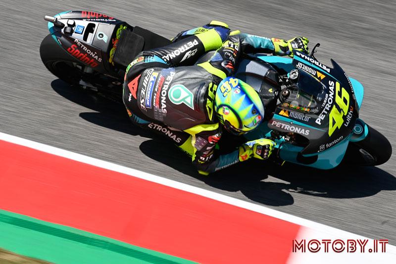 Valentino Rossi Petronas Yamaha Mugello